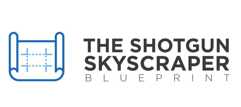 Shotgun Skyscraper Blueprint product image display